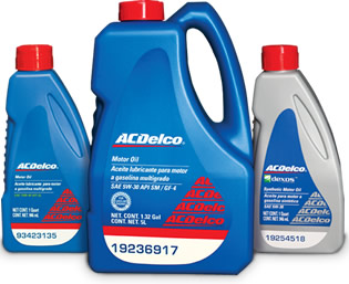 ACDelco Oils And Air Filters