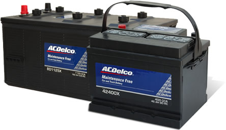 ACDelco Batteries And Charging System