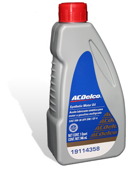 ACDelco lubricants